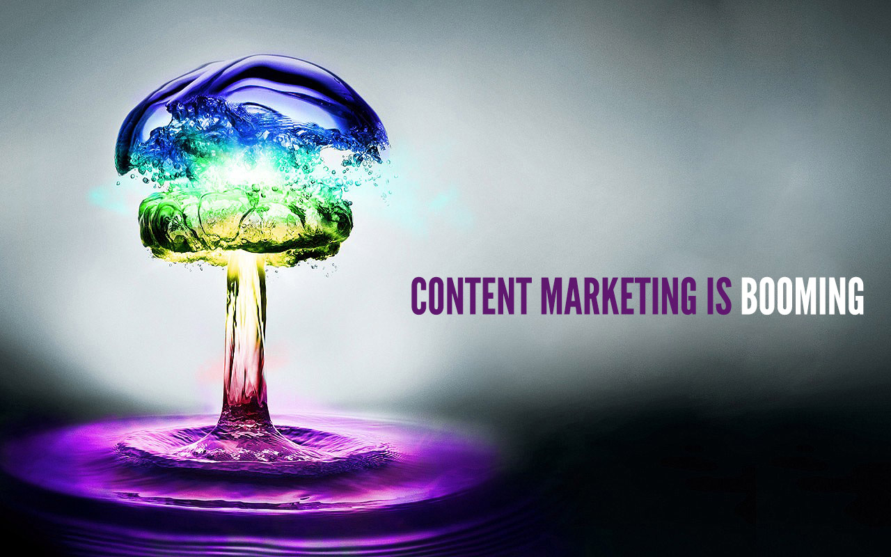 Seattle content-marketing provider and services